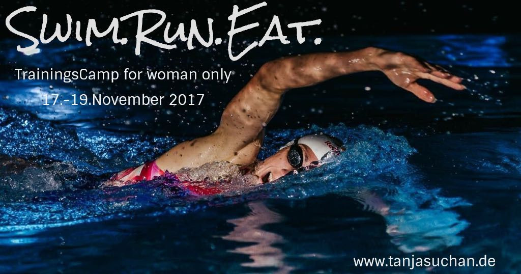 Swim.Run.Eat Trainingscamp